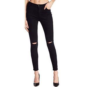 Nanette Nanette Lepore HW Grammercy Skinny jeans